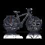 Bicicleta CROSS Tour-X - 28'' trekking - 520mm