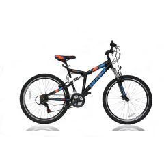 """ULT18013 Bicicleta ULTRA Apex 26"""" negru"""