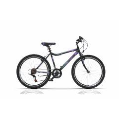"""ULT18016-46 Bicicleta ULTRA Gravita 26"""" negru 460mm"""