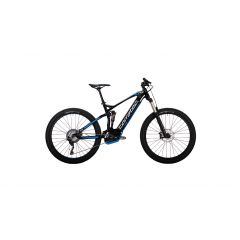 "BK23275-41 Bicicleta CORRATEC E-Power RS 150 27.5"" plus CX negru/alb/alb"