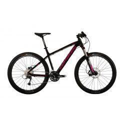 "BK23096-44 Bicicleta CORRATEC X-Vert Miss C 27.5"" Negru / Roz 440mm"