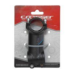 """Pipa CROSSER D507A 1 1/8"""" 31.8*80mm +/-7 negru/albastru"""