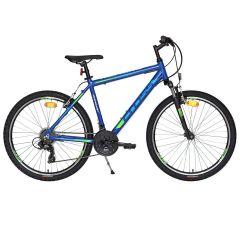 Bicicleta CROSS Romero - 26'' MTB - albastru - 440mm