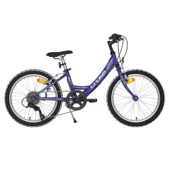 Bicicleta CROSS Alissa - 24'' junior - mov