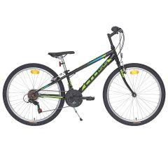 Bicicleta CROSS Speedster otel - 26'' junior - negru