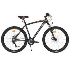"Bicicleta ULTRA Nitro RF 27.5"" negru/portocaliu 440mm"