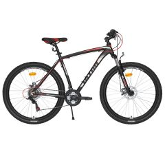 "Bicicleta ULTRA Nitro RF 27.5"" negru/rosu 520mm"