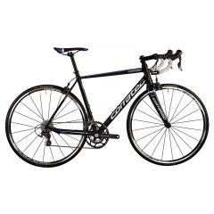 Bicicleta CORRATEC Corones Elite negru / albastru / alb - 570mm