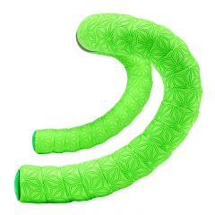 Ghidolina SUPACAZ Super Sticky Kush - TruNeon - verde neon w/ capace verde anodizat