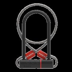 Incuietoare U ZEFAL K-Traz U11 + cablu