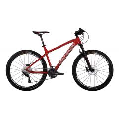 "Bicicleta CORRATEC X-Vert 0.4 27.5"" rosu/gri 440mm"