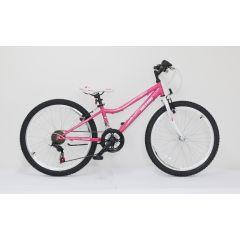 "ULT17012 Bicicleta ULTRA Gravita 24"" roz/alb"