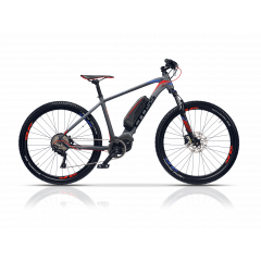 Bicicleta CROSS Quantum - 27.5'' E-MTB - 510mm