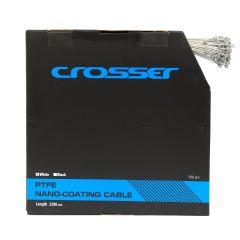 32520461 Cablu frana Nano CROSSER 7*7*1.5mm 2200mm - Cutie 100buc - Alb