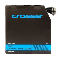 32520454 Cablu frana Nano CROSSER 7*7*1.5mm 2200mm - Cutie 100buc - Negr