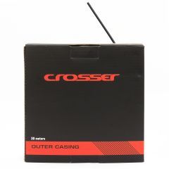 32520225 Camasa cablu frana CROSSER 2p - Rola 30m - Negru