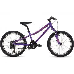Bicicleta SPECIALIZED Hotrock 20 - Purple Haze/Black/Acid Red 9