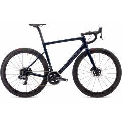 Bicicleta SPECIALIZED Tarmac Pro Disc - SRAM eTap - Gloss Teal Tint/Black Reflective/Clean 49