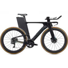 Bicicleta SPECIALIZED S-Works Shiv Disc - Satin Carbon/Gloss Holographic Foil L