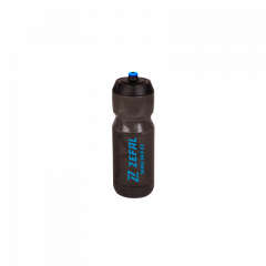 Bidon ZEFAL Sense Grip 80 negru transparent/albastru
