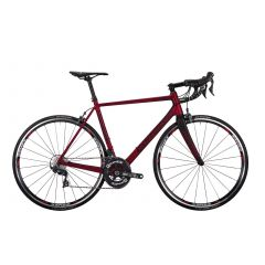 BK22122-XL Bicicleta CORRATEC CCT Team 105 Burgundy / Black 570mm/XL