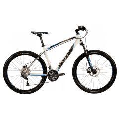 """BK20038-44 Bicicleta CORRATEC MTB X-VERT MOTION LITE 27.5"""" Alb/Negru/Alb"""