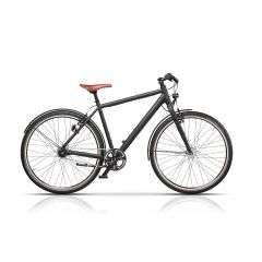 "CRS17119-56 Bicicleta CROSS Citerra Man Urban 28"" Negru 560mm"