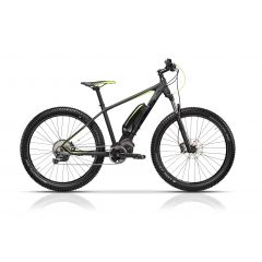 Bicicleta CROSS Element 27.5 Negru/Verde 480mm