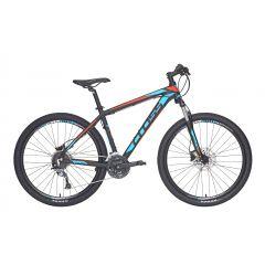 CRS17176-51 Bicicleta CROSS Grx 827 27.5 Negru/Albastru/Rosu 510mm
