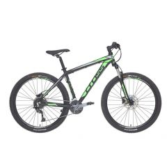 CRS17177-51 Bicicleta CROSS Grx 927 27.5 Negru/Verde/Gri 510mm