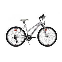 CRS15158-40 Bicicleta CROSS Julia 26 Alb/Mov 400mm