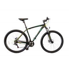 Bicicleta ULTRA Nitro RF 29'' negru/verde 520mm