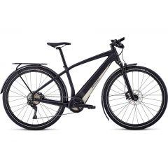 Bicicleta SPECIALIZED Men's Turbo Vado 4.0 - Satin Black Platinum M