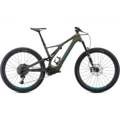Bicicleta SPECIALIZED Turbo Levo SL Expert - Carbon Oak Green/Aqua M