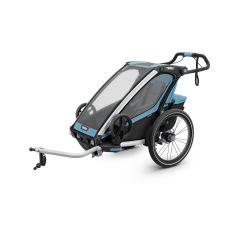 Carucior sport THULE Chariot Sport 1 - Blue