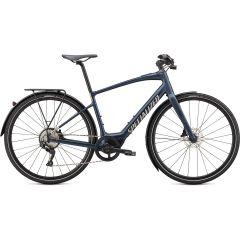 Bicicleta SPECIALIZED Turbo Vado SL 4.0 EQ - Navy/White Mountains Reflective M