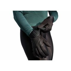 TRAIL-SERIES THERMAL GLOVE WMN BLK M