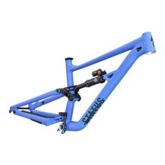 Cadru SPECIALIZED Status 160 - Satin Sky Blue/Cast Battleship S4