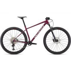 Bicicleta SPECIALIZED Chisel - Gloss Raspberry/White M