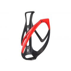 Suport bidon SPECIALIZED Rib Cage II - Mate Black/Flo Red