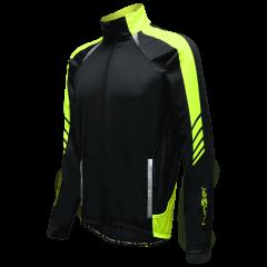 Bluza termica FUNKIER Tolmezo - Galben neon XL