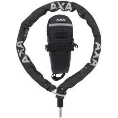 59551195SC Incuietoare cu lant AXA Plug-in RLC + gentuta sa 100cm/5,5mm