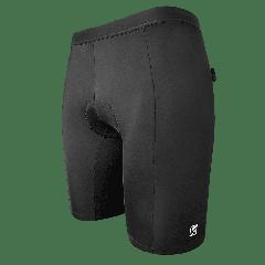 Pantaloni triathlon FUNKIER Tamoil - Negru S