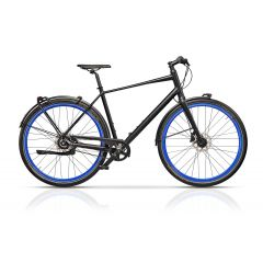 Bicicleta CROSS Traffic urban 28'' - 580mm