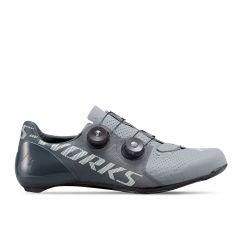 Pantofi ciclism SPECIALIZED S-Works 7 Road - Cool Grey/Slate 45.5