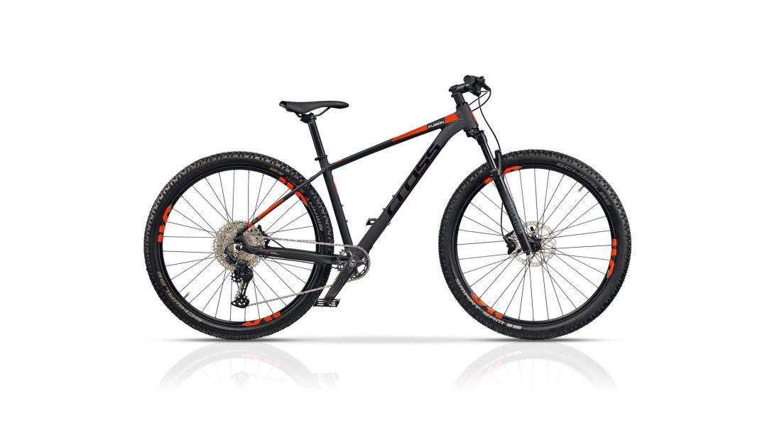 Bicicleta CROSS Fusion Pro - 29'' Mtb - 470mm