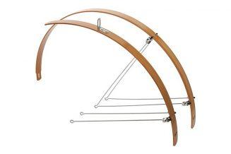 3419652 Aripi CONTEC Flat Fender 42mm Bambus - set