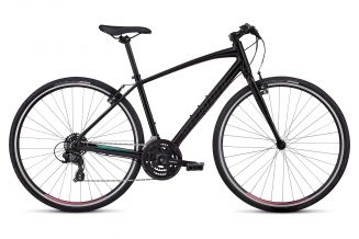 Bicicleta SPECIALIZED Sirrus V-Brake - Women's Spec - Tarmac Black / Gloss Acid Mint / Gloss Acid Pi