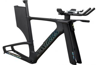 Modul SPECIALIZED S-Work Shiv Disc Module - Satin Carbon/Gloss Holographic Foil XS