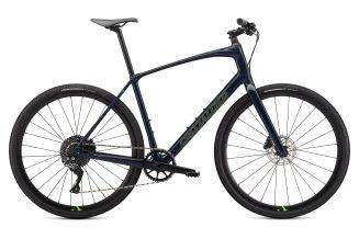 Bicicleta SPECIALIZED Sirrus X 5.0 - Cast Blue/Hyper/Satin Black Reflective M